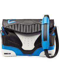 Alexander Wang Large Sneakers Leather Shoulder Bag - Lyst