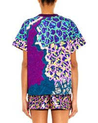 Peter Pilotto - Multi-print Sweatshirt - Lyst