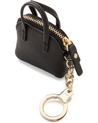 Kate Spade Things We Love Maise Keychain - Red - Lyst