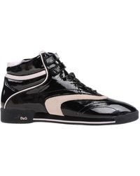 D&G High Tops Trainers - Lyst