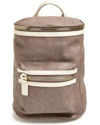 Big Buddha Women'S 'Janya' Faux Leather Backpack - Brown - Lyst