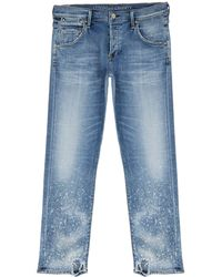 Citizens Of Humanity Emerson Paint Splatter Jeans - Lyst