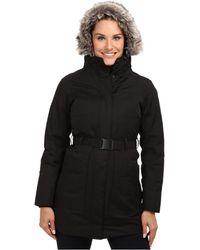 The North Face Black Brooklyn Jacket - Lyst