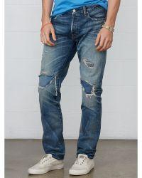 Denim & Supply Ralph Lauren Straight-fit Webster Jean - Lyst