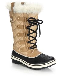 Sorel | Tofino Cate Water-Resistant Boots | Lyst