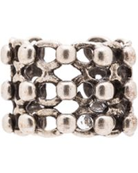 Natalie B. Jewelry - Knights Armour Ring - Lyst