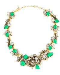 Erickson Beamon Safari Necklace - Lyst