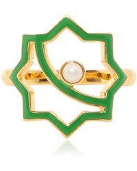 Leivan Kash - Kasha Ring - Lyst