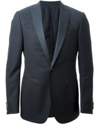 Z Zegna Tuxedo Suit - Lyst