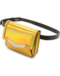 Time's Arrow - Dance Belt Bag - Oro - Lyst