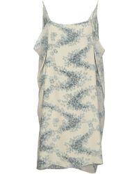 Vanessa Bruno Knee-length Dress - Lyst