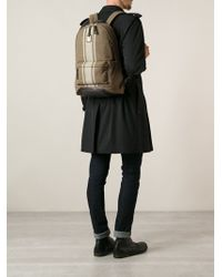 Diesel Green Clubber Backpack - Lyst