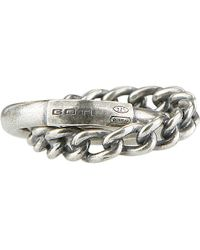 Goti Silver Rings - Lyst
