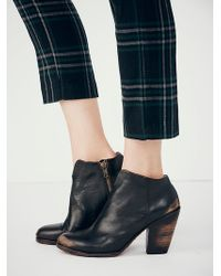 Free People Detroit Ankle Boot - Lyst