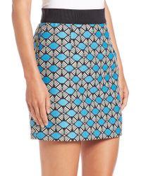 Milly | Modest Mini Skirt | Lyst
