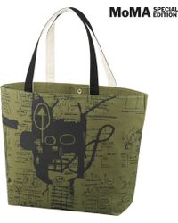 Uniqlo - Sprz Ny Tote Bag Jeanmichel Basquiat - Lyst