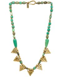 Vanessa Mooney The Betty Necklace - Lyst