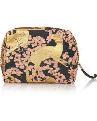 Lanvin Sugar Mini Jacquard Shoulder Bag - Lyst