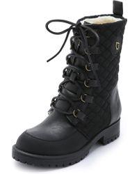 Matt Bernson - Ketchum Lace Up Boots - English Green - Lyst
