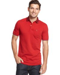 Tommy Hilfiger Thoreau Colorblocked Polo - Lyst