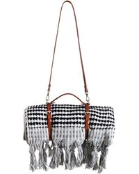 Zimmermann | Turkish Towel & Leather Carry | Lyst