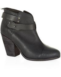 Rag & Bone Harrow Leather Boot - Lyst
