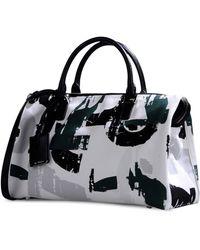 Jil Sander Large Fabric Bag - Lyst