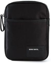 Diesel Fuzzy Messenger Bag - Lyst