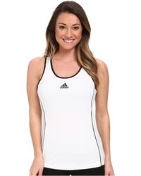 Adidas Tennis Sequencials Core Tank - Lyst