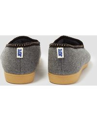 Industry of All Nations - Cabrales Slip-ons Heather Grey - Lyst