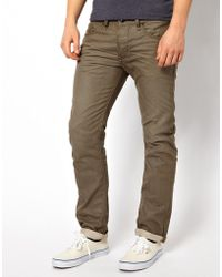 Diesel Jeans Belther Slim Fit Colour Mutation - Lyst