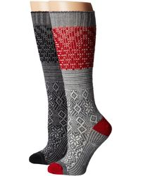 Smartwool Snowflake Flurry 2pack - Lyst