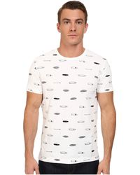 French Connection Surf Boards Tee - Lyst