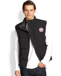 Canada Goose Freestyle Puffer Vest - Lyst