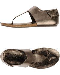 Pedro Garcia | Thong Sandal | Lyst