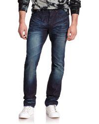 PRPS Demon Straight-Leg Jeans - Lyst