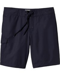 Old Navy Solidcolor Board Shorts 9 12 - Lyst