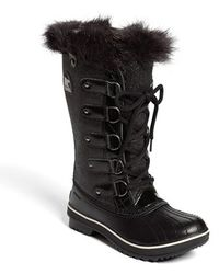 Sorel 'Tofino' Boot black - Lyst