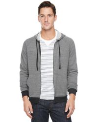 Splendid Active Always Zip Hoodie - Lyst