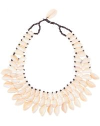 By Malene Birger - Rarina Seashell Necklace - Lyst
