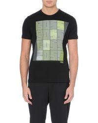 Hugo Boss Cotton-Jersey T-Shirt - For Men - Lyst