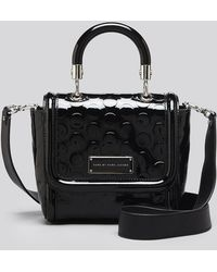 Marc By Marc Jacobs Crossbody - Too Hot To Handle Embossed Big Dots Pouchette - Lyst