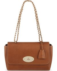 Mulberry Medium Lily Over The Shoulder Handbag - Lyst