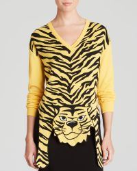 Moschino Cheap & Chic Pullover - Tiger Print - Lyst