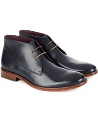 Ted Baker Blue Footwear Collection - Lyst