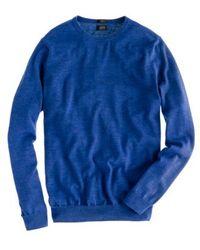 J.Crew Slim Merino Wool Crewneck Sweater - Lyst
