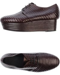 Vic Matie' Laceup Shoes - Lyst