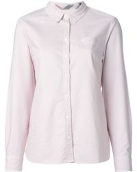 Burberry Brit | Classic Oxford Shirt | Lyst