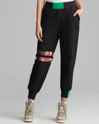 Aiko - Joggers Floral - Lyst