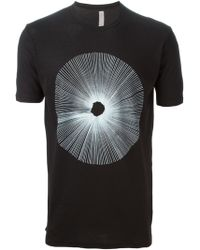 Damir Doma Graphic Print T-Shirt - Lyst